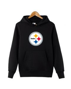 NFL Pittsburgh Steelers Pullover Hoodies Fleece Sweatshirt