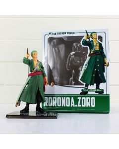 One Piece Roronoa Zoro Two Years Later PVC Action Figure