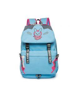 Overwatch D.va Backpack Rucksack School Bag