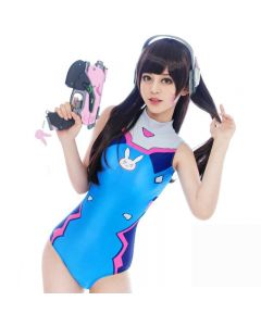 Overwatch D.va Swimwear Swim Suit