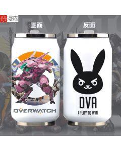 Overwatch D.va Water Cup