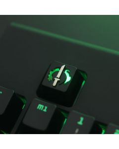 Overwatch Genji Backlit Mechanical Keyboard