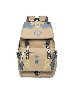 Overwatch Genji Backpack Rucksack School Bag