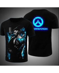 Overwatch Hanzo T shirt