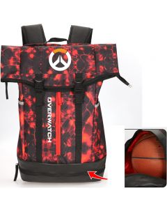 Overwatch Logo Backpack Rucksack