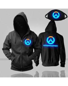 Overwatch Logo Luminous Pullover Hoodie
