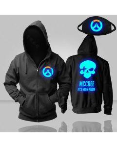 Overwatch McCree Luminous Pullover Hoodie