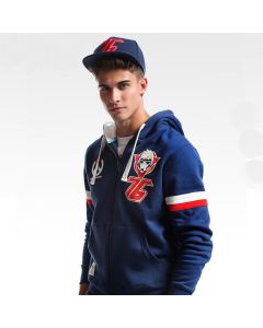 Overwatch Soldier 76 Design Premium Cosplay Jacket