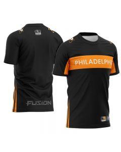 Philadelphia Fusion Player Jersey Short Sleeve T-shirt