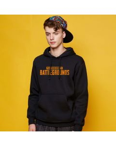 PlayerUnknown's Battlegrounds Logo Hoodie