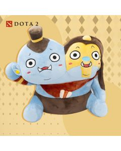 Dota 2 Ogre Magi Plush Soft Stuffed Pillow