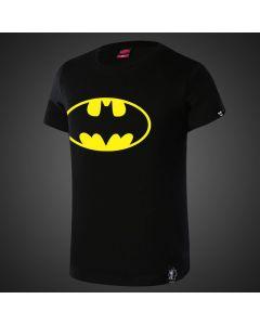 Premium Batman Logo Tee Shirt - Men's