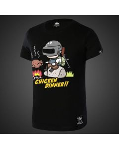 PUBG PlayerUnknown's Battlegrounds Chicken Dinner T-shirt