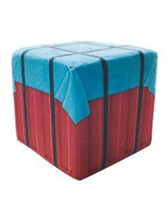 PUBG Playerunknowns Battlegrounds Air Drops Stuffed Throw Pillow