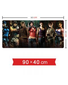 Resident Evil Ultra Large Gaming Mouse Pad Mouse Mat Mousepad