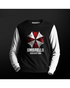 Resident Evil Umbrella Sweatshirt Without Hoody