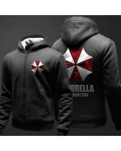 Resident Evil Umbrella Thicken Hoodie