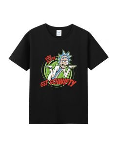 Rick and Morty Get Schwifty Tee shirts Tee Top