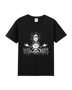 Rick and Morty Short sleeve Tee shirts Tee Top