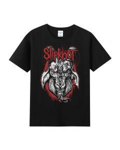 Rock Band Slipknot Tee Shirt Short Sleeve Tshirt