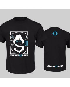 Shroud Cloud9 T-shirt Short Sleeve Tee Top