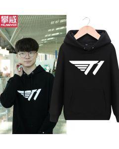SK Telecom T1 Faker Pullover Hoodie Sweatshirt