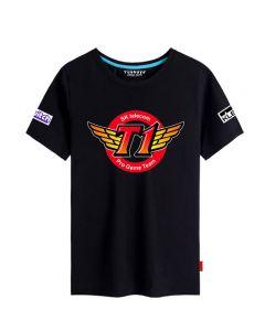 SK Telecom T1 Jersey Cotton Tshirt Tee Top