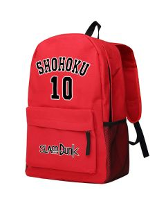 Slam Dunk Hanamichi Sakurag Backpack Student Bag