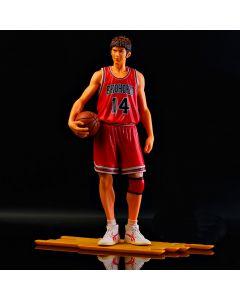 Slam Dunk Mitsui Hisashi PVC Action Figure Stature