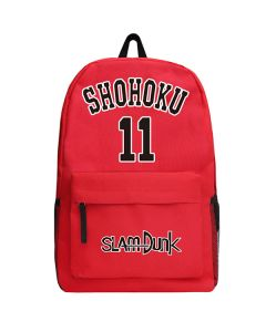 Slam Dunk Rukawa Kaede Backpack Student Bag
