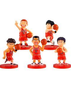 Slam Dunk Shohoku School PVC Action Figure