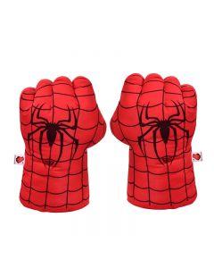 Spider-Man Gloves Plush Toy Dolls