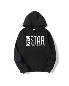 STAR Labs Pullover Hoodie Sweatshirt
