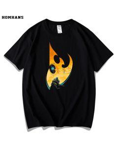 Starcraft 2 The Protoss T-Shirt  Cotton Tee Top