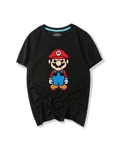 Super Mario Bros T-Shirt Cotton Tee Shirts