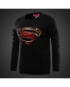 Superman Hoodie Sweatshirt No zipper