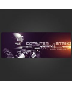 Counter Strike:Global Offensive CSGO Mouse Pad