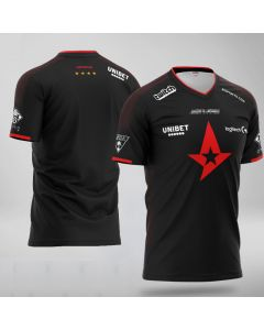 Team Astralis Player Jersey Short Sleeve Tee Shirt