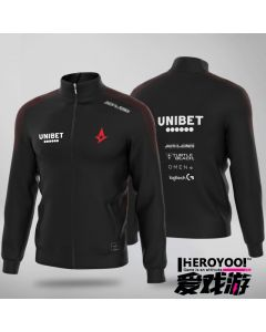 Team Astralis Player Jacket Full-zip Outerwear