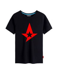 Team Astralis Printed T-shirt Cotton Tee Shirt