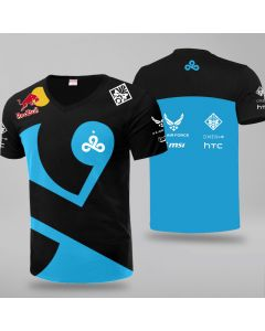 Team Cloud9 Jersey Uniform Tee Shirt