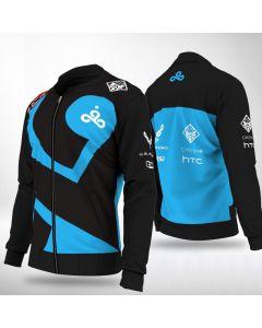 Team Cloud9 Player Full Zip Jacket Outerwear