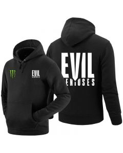 Team Evil Geniuses Long Sleeve Fleece Pullover Hoodie Sweatshir