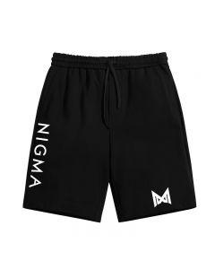 Team Nigma Shorts Elastic Waist Trousers