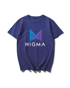 Team Nigma T-shirt Short Sleeve Tee Shirt