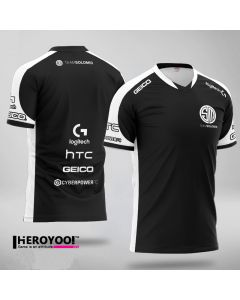 Team SoloMid Player Jersey Short Sleeve Tee Shirt