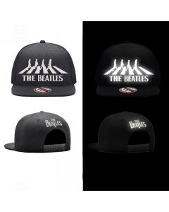 The Beatles Luminous Snapback Caps Baseball Cap Hat