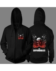 The Expendables Pullover Hoodie Full Zip Sweatshirt