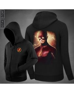 The Flash Man Hoodied Sweatshirt Hoodies