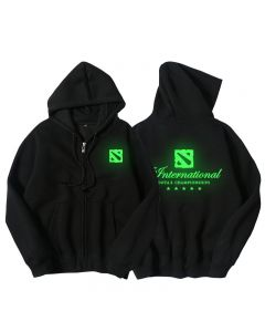 The international Dota 2 Championships Luminous Hoodie